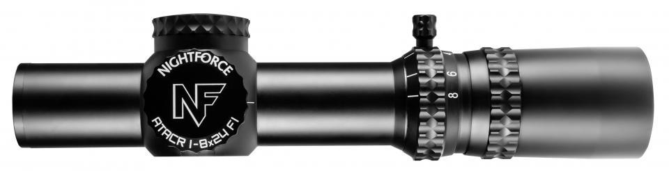 ATACR™ Riflescopes | Riflescopes & Sport Optics | Nightforce Optics