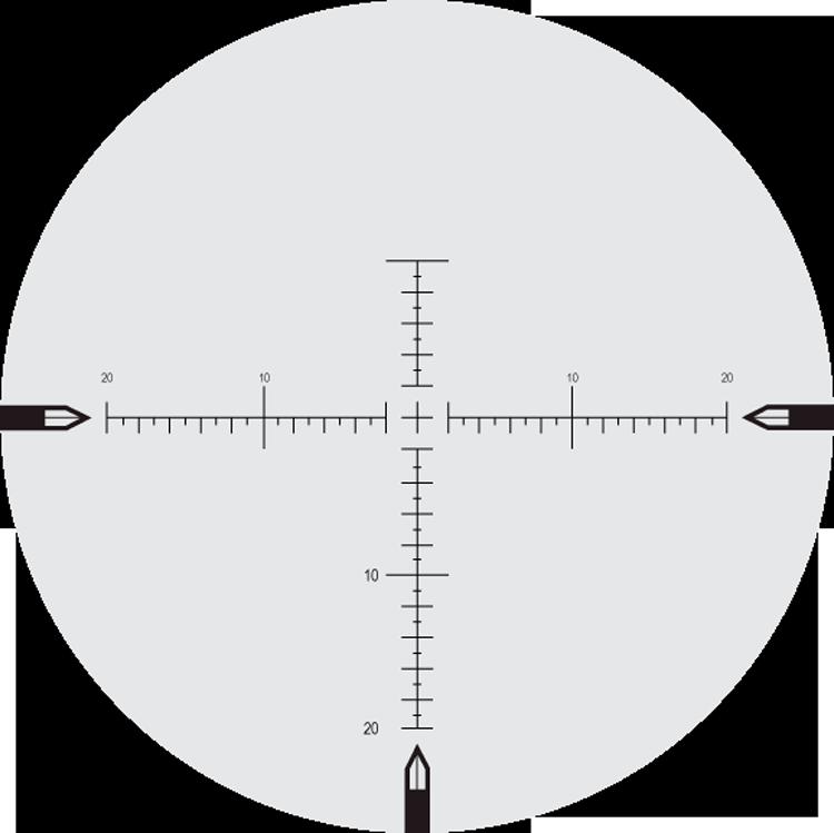 Reticles   Riflescopes & Sport Optics   Nightforce Optics, Inc